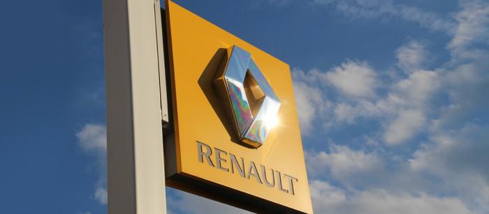 Slider2 Renault Flagge