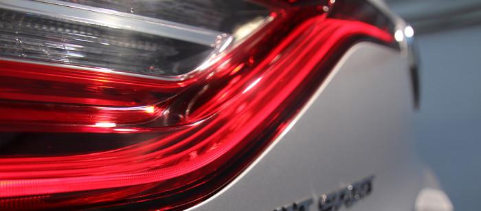 Renault Megane Sport Rücklicht