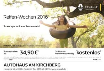 AmKirchberg Autohaus Reifenwochen