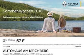 Autohaus AmKirchberg Sommerwochen