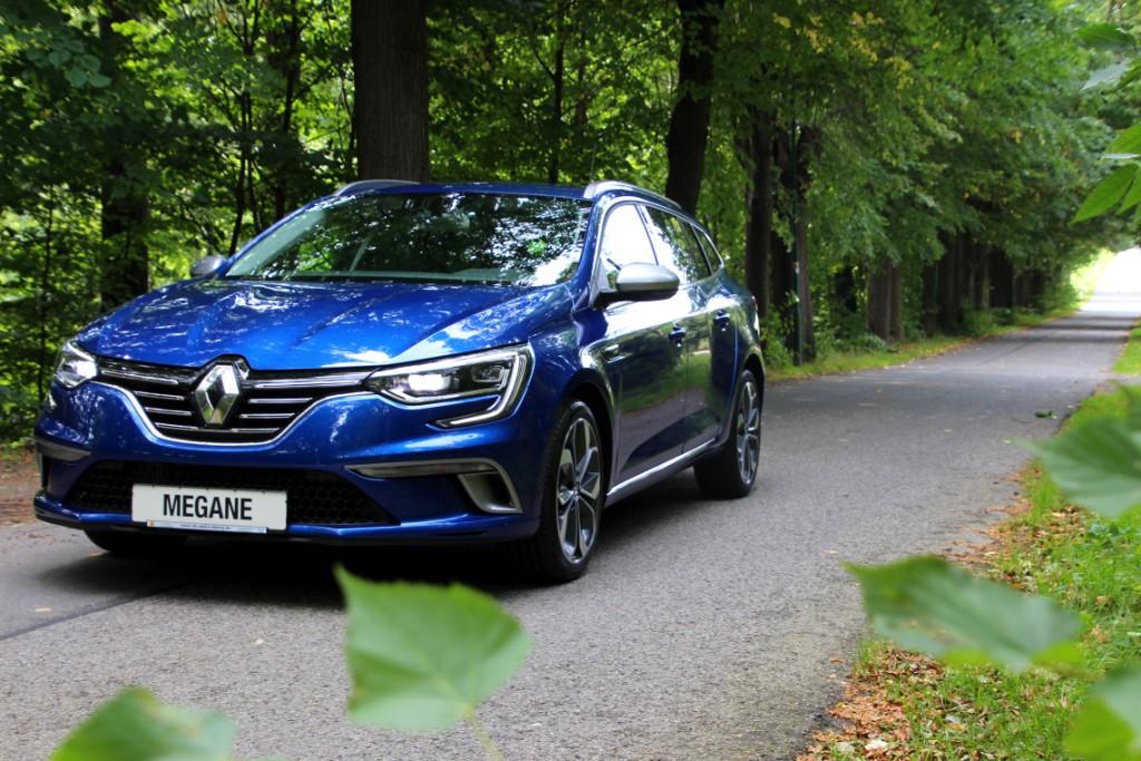 Autohaus Am Kirchberg Megane Grandtour Sport Renault 1
