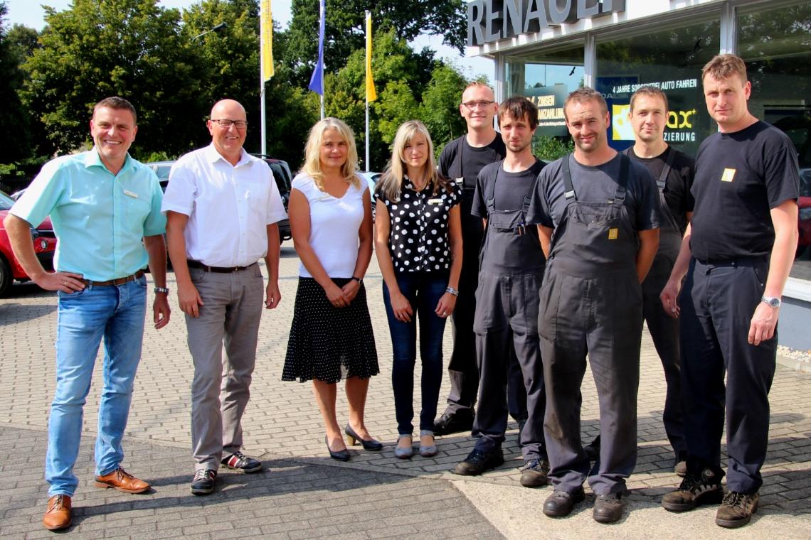 Renault AutohausAmKirchberg Team