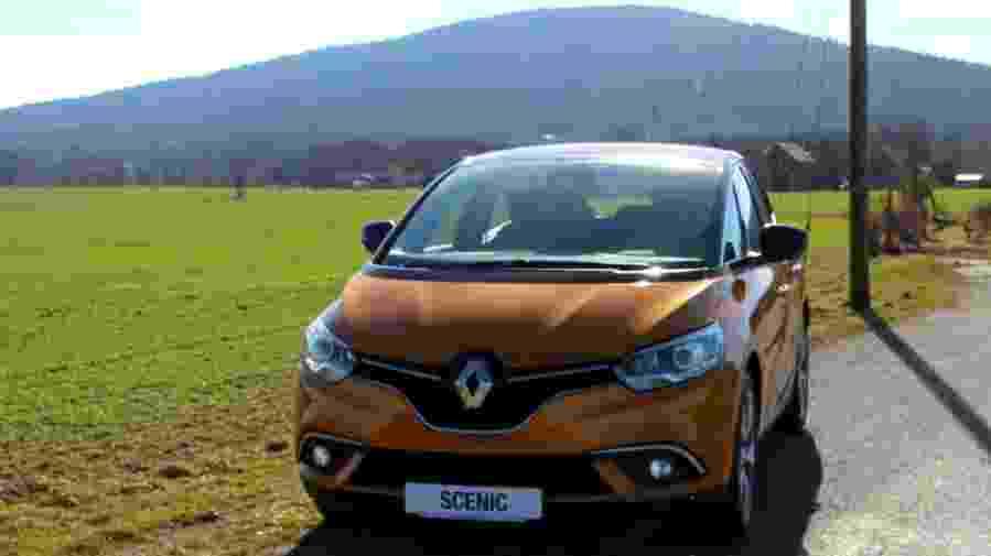 AutohausAmKirchberg Renault Scenic 3