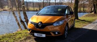 Slider Renault Scenic